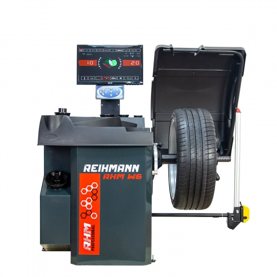 Aparat echilibrat roti RHM W6 automat cu laser